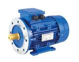 motor de alumínio da carcaça da eficiência elevada de 3kw Ie2/Me2