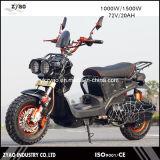 Motocicletta di vendita calda di 2017 E con il motorino elettrico 60V/72V di immagine fredda e di modo molto aiutato pedale