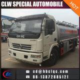 Dongfeng 8000Lガソリントラックのキャリアの給油車のタンカー