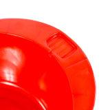 Clásica Elipse grueso de bañera de plástico para niños