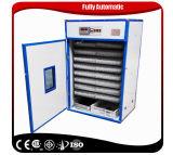 Il pollame automatico industriale elettrico Egg lo Zambia di prezzi della macchina di Hatcher dell'incubatrice