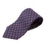 最上質の人はカラー絹のネクタイを嘆く
