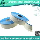 Buoni nastri adesivi per le materie prime dei pannolini del bambino dalla Cina
