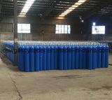 50L de aço sem oxigénio Acetileno Argon CO2 Cilindro de gás nitrogênio