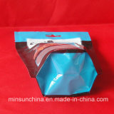 Stand up Food Packing Plastic Bag com Ziplock
