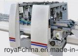 Machine van Gluer van de Omslag van de Doos van de hoge snelheid de Volledige Automatische Tweeling met ISO9001