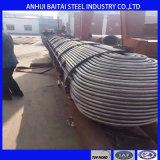 Tubo inoxidável ASTM A213 / 312 para transporte de óleo e gás