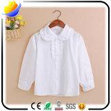 Los niños blancos puros de la alta calidad ponen en cortocircuito la funda y la blusa larga de la funda