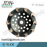 Arrow Сегмент алмазного чашки для бетонных шлифовальных инструментов