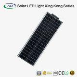 Réverbère solaire Integrated de la haute énergie DEL avec 80W à télécommande