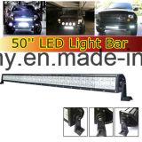 Vente chaude 288W série 6 de barre d'éclairage LED de 50 pouces