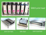 Pvc/Glas/Leer/Metaal/Houten UV Flatbed Printer