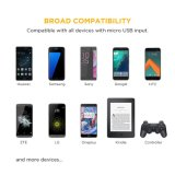 Câble usb micro pour des smartphones androïdes