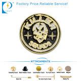 Emblema duro do Pin da coleção da lembrança do esmalte da forma por atacado do carro