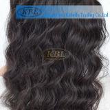 Da peruca frontal brasileira do laço da densidade de 150% perucas trançadas para mulheres pretas