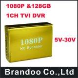 1CH 1080P Tvi Ableiter-Auto DVR, Angebot Soem-Service