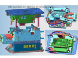 El moldear para el plástico parte los útiles plásticos de Injeciton de la cubierta