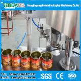 Máquina de enchimento líquida automática da lata de bebida