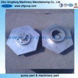 Rotor de pompe à eau en acier pour les CD4