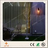 24L 60cm LED heller Birken-Baum batteriebetrieben für Feiertags-Dekoration