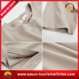 De la Mujer Camiseta con diseño reflectante Allover en tejido insertado