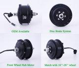 Motor eléctrico de la C.C. Geear de la bici de Jb-92q 36V 350W con la certificación del Ce