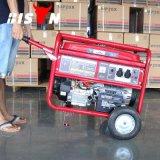 バイソン((h) 3kw 3kv中国) BS4500hの電池式の1年の保証ホーム使用法のための携帯用ガソリン発電機