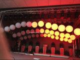 De Kinetische Lichte Bal van RGB LEIDENE DMX Bal van de Lift