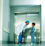 Ascenseur de lit d'hôpital d'ascenseur de Sicher