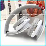 Bruit actif de Bluetooth 4.2 stéréo sans fil annulant des écouteurs avec la fiche d'acoustique de 3.5mm