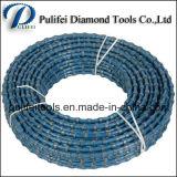 Il collegare del diamante ha veduto per i branelli brasati taglio di pietra d'acciaio usati