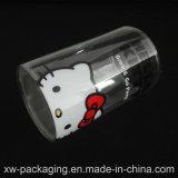 Gute Qualitätsplastikzylinder Kasten für Geschenk-Paket