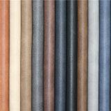 Cuero sintetizado exportado de la PU de la garantía de calidad para los materiales de los zapatos