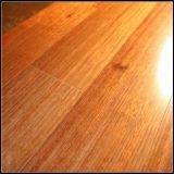 自然なカラー固体Kempas木床
