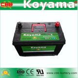 Batteria automatica libera 2017 accumulatore per di automobile di manutenzione 80ah 95D31r