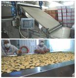 Pommes chips complètement automatiques faisant la machine