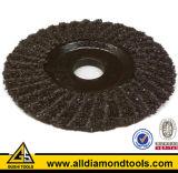 Пластичное колесо меля диска затыловки для бетона, etc