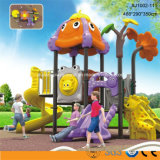Спортивная площадка самых лучших малышей LLDPE пластичных дешевых напольная для школы