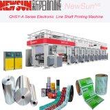 Qhsy-a электронной линии вала 300 м/мин Gravure печатной машины