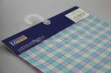 Хлопчатобумажная пряжа покрасила ткань проверки пряжи Melange (LZ7960)