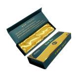 Caixa de empacotamento de vinhos personalizados de madeira para presente