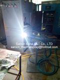La línea de productos termal de las capas de aerosol de la construcción del proyecto para la caldera del carbón de la abrasión anti de la corrosión que desgasta empareda la estructura de acero del capo motor del convertidor del tubo