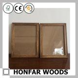 Colagem Rústica Wood Picture Framed Art