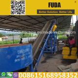 [قت4-24] يدويّة مجفّفة قالب آلة 4, 5 و6 بوصات [بريس ليست] عمليّة بيع في غانا