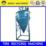 Déchets Xinda Fj-1100 Pneu en caoutchouc fibre usine de recyclage des pneus du séparateur
