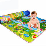 赤ん坊の子供の演劇のマットの泡の床の子供の作業の柔らかいおもちゃの体操の除行のはう毛布