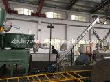Eqipments de alimentação da linha de produção máquina do assoalho do PVC da extrusão
