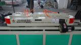 PVC/PP/PE gewölbte Rohr-Extruder-Maschinen-Zeile