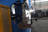 Placa de metal de prensa de doblado CNC hidráulica Wc67K-100t máquina de doblado/3200