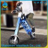 scooter électrique de mobilité plié par roue de 25km/H deux Hoverboard